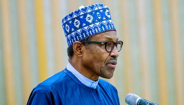 Buhari launches 2020 Armed Forces emblem with N10m