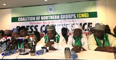 Coalition of Northern Groups