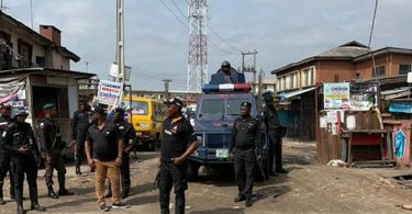Seven cultists arrested in Lagos after clash at a bar