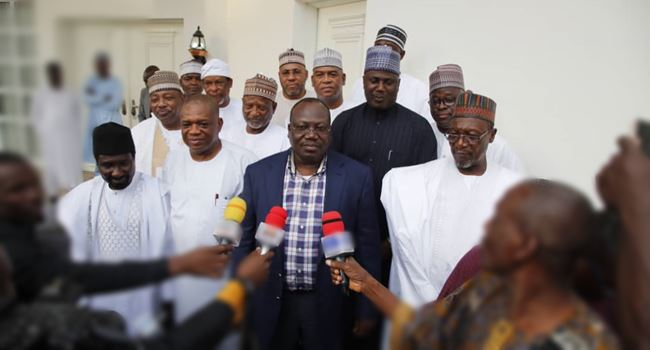 Lawan lists priorities National Assembly will address before Xmas break