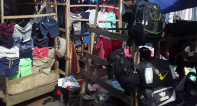 BUSINESS REVIEW: How the Lagos Katangowa market evolved from a major mechanic village to Nigeria's second-hand clothes capital