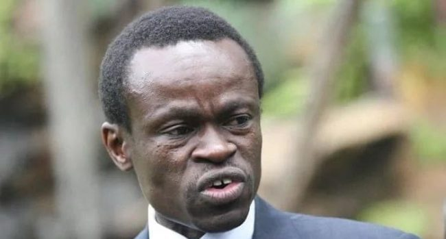 Kenya's Lumumba offers suggestions on when, how corruption can end in Nigeria