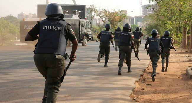LAGOS: Taskforce arrests 71 suspects in massive raid of black spots