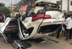 Drunk driver crashes SUV into tricycle, kills six in Abuja
