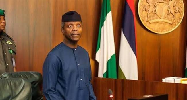 Osinbajo presides over FEC meeting
