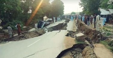 Death toll from Pakistan earthquake rises to 37