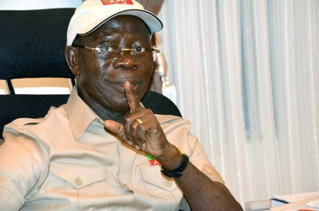 Again, Oshiomhole attacks Governor Obaseki