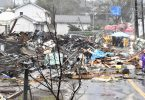 Japan typhoon death toll rises to 66 as hope of finding more survivors fade