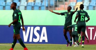 golden eaglets, said ibrahim