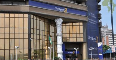FirstBank declares 2.99% drop in interest income of N327.5bn for Q3 2019
