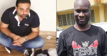 EFCC arrests Mompha's Lebanese accomplice in Lagos apartment