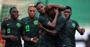 Home Super Eagles