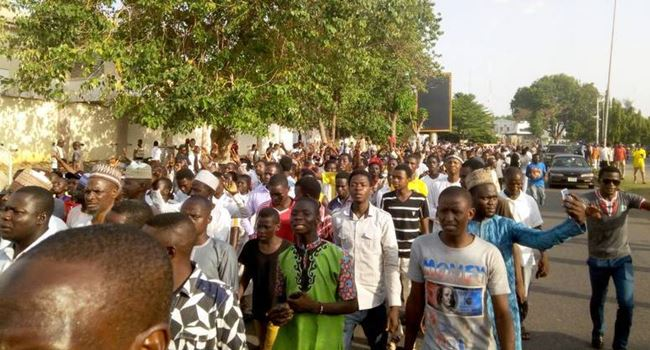 Tension in Abuja ahead of Shiites' planned protests on Saturday