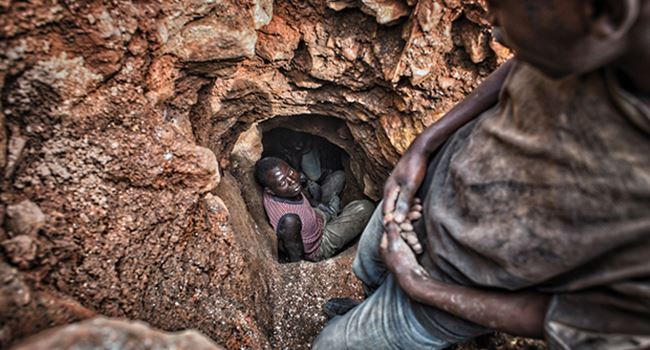 DR CONGO: 14 victims feared killed after collapse of illegal gold mine