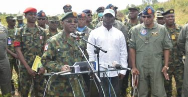 NAF draws battle line with bandits in Kaduna, launches Operation NAZO