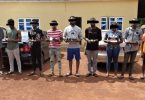 EFCC arrests nine cybercriminals in Enugu