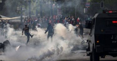 CHILE: 3 feared killed as clashes between protesters and security forces continue