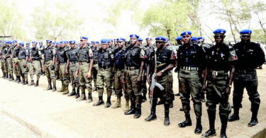 nigeria police training