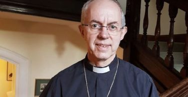 Archbishop of Canterbury nigeria