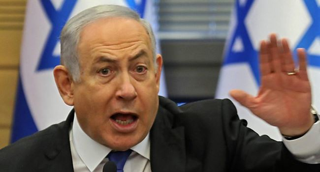 Israeli PM Netanyahu denies bribery, fraud charges, says indictment an 'attempted coup'