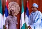 Ahead of NEC and amid internal wrangling, Buhari meets APC caucus