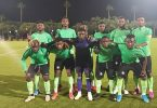 Olympic Eagles u23 afcon