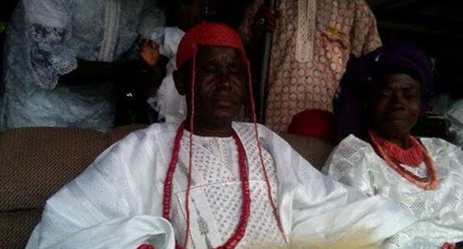 Kogi monarch issues threat to perpetrators of electoral violence