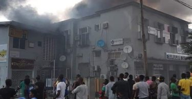 Fire razes Lagos super plaza