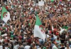 ALGERIA: Demonstrations calling for cancellation of presidential election results enter 40th week