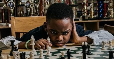 South African TV personality plans movie on Nigerian chess whiz-kid