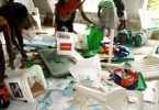 #BayelsaDecides: Thugs hijack election materials in Southern Ijaw