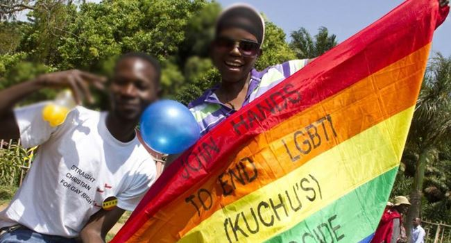 Uganda police arrest 120 at gay bar as crackdown on LGBT continues