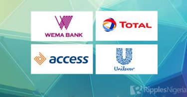 Wema Bank, Total, Access Bank make Ripples Nigeria stock watchlist. See why