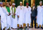Your President refers to me as 'Baba,' Buhari tells Senegalese religious group