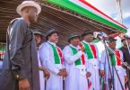 pdp rally in bayelsa