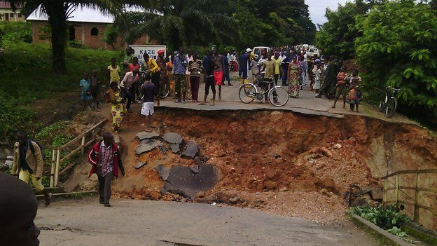 24 victims feared killed, dozens injured in Burundi landslides