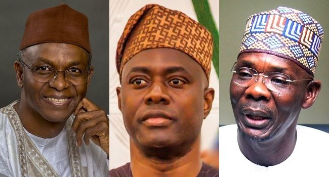 JUST IN... Supreme Court affirms governorship victories of Makinde, El'rufai and Sule