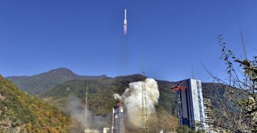 Ethiopia launches first satellite into space with China's assistance