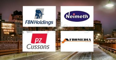 Neimeth, PZ, FBN Holdings, top Ripples Nigeria stock watchlist