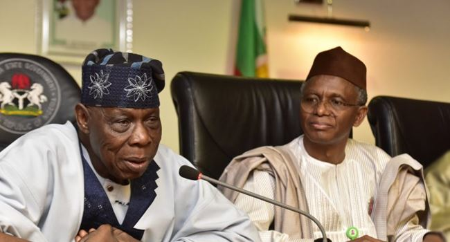 Now that Obasanjo, El-Rufai are hugging publicly, see what we found out about their past romance