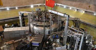 China set to turn on artificial sun fusion reactor