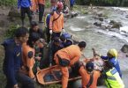 INDONESIA: 27 people feared killed, dozens injured after bus plunges into river