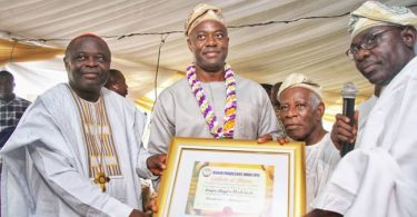Gov Makinde beats chest, says more good governance to come