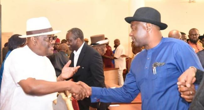 Sen Abe would have been Rivers gov if he had listened to me, Wike says