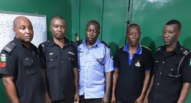 5 policemen arrested over killing of 27-year-old in Lagos