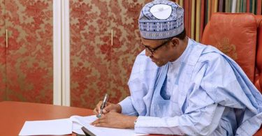Buhari writes Nigerians, lists what to expect from him