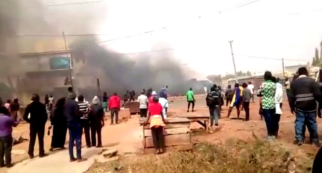 Several killed in Kaduna gas explosion