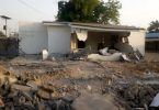 Kwara govt makes good its threat, demolishes Saraki family's property on seized land