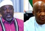 Okorocha with Uzodinma