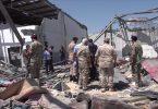 LIBYA: 28 people feared killed, many injured after airstrikes on military school